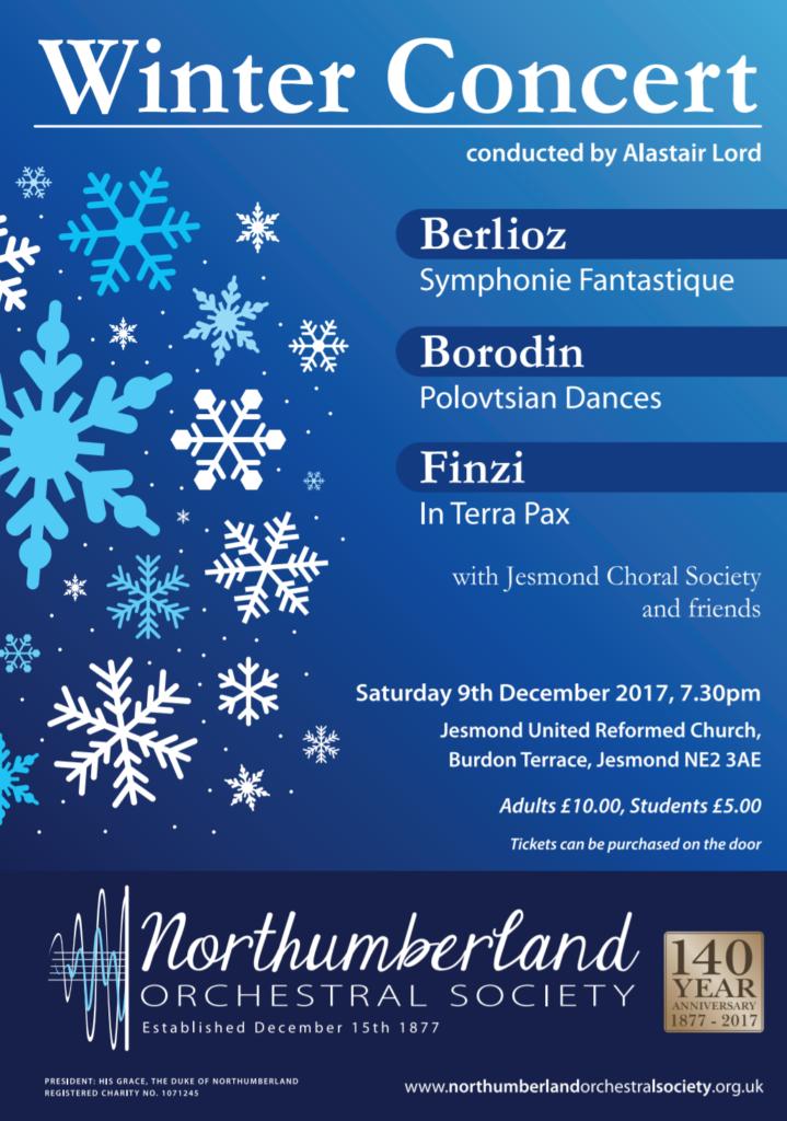NOS Winter Concert 2017